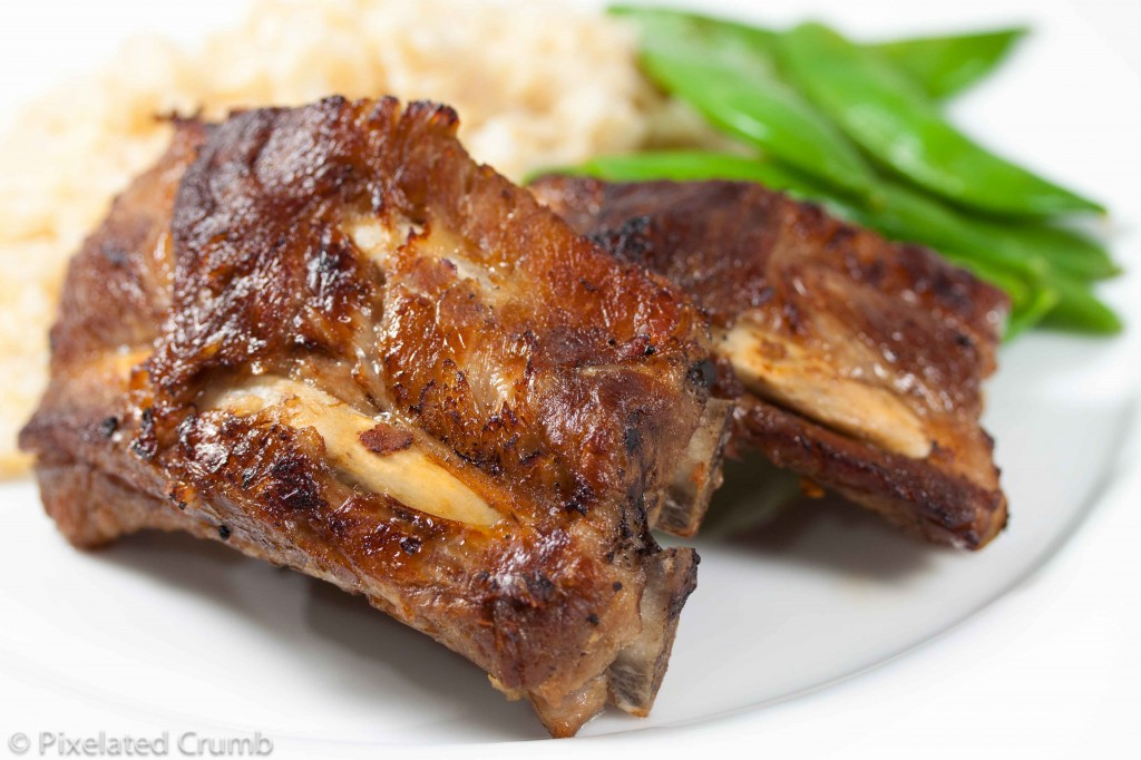 Adobo Baby Back Ribs
