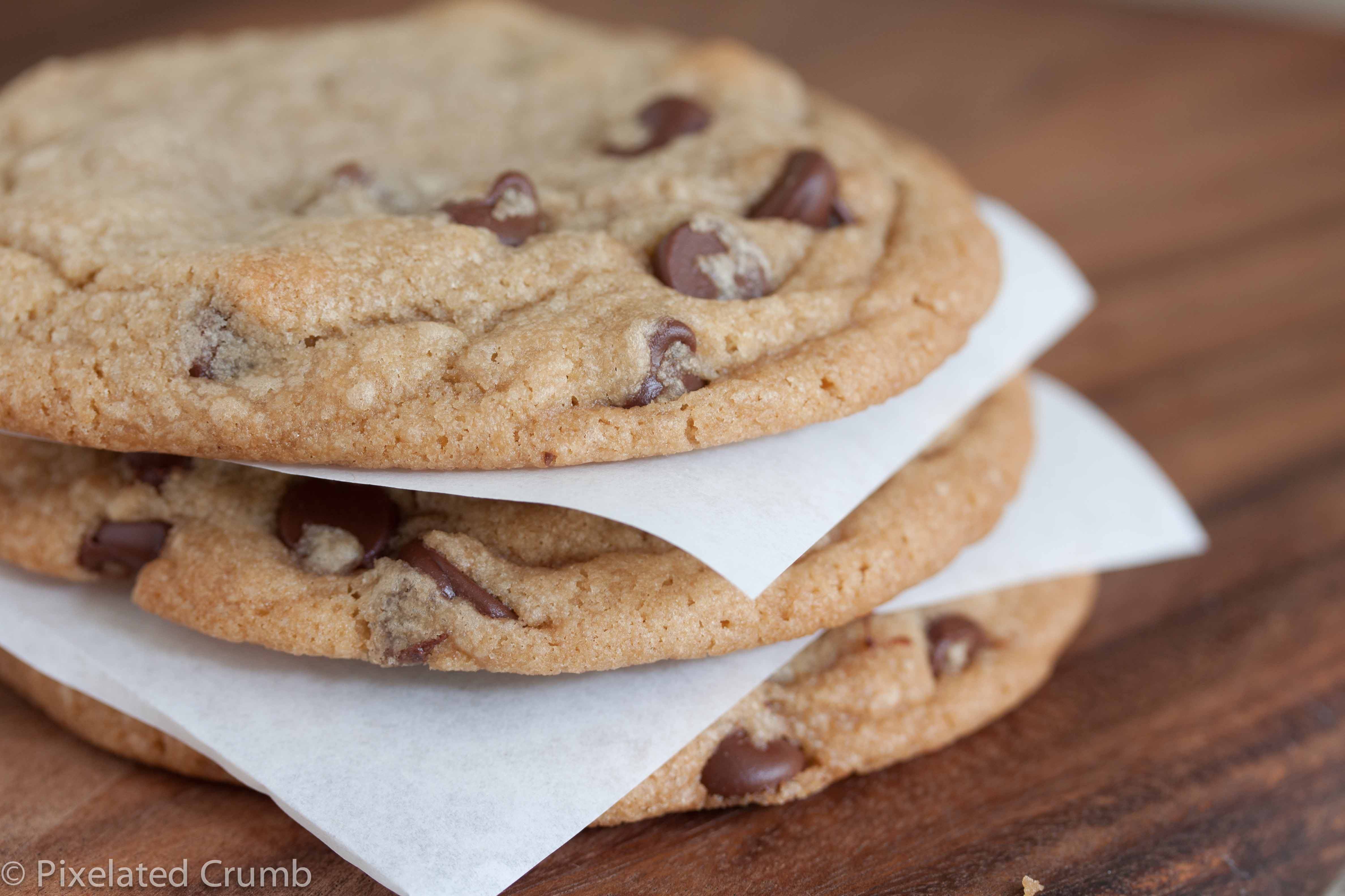  perfect chocolate chip cookies from cooks illustrated