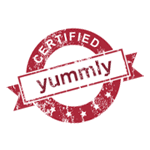 yummly certified 150x150 Featured In