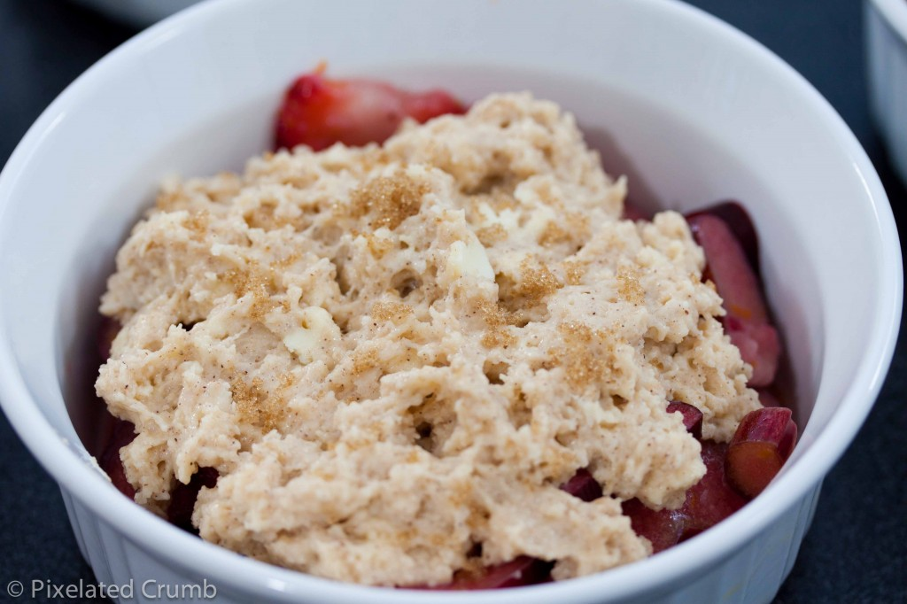 Strawberry Rhubarb Crumble 4 1024x682 strawberry rhubarb crumble
