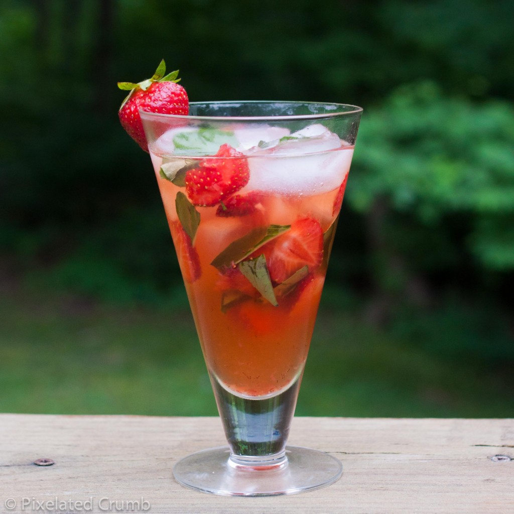Strawberry Basil Mojito 1 1024x1024 strawberry basil mojito (and a giveaway!)