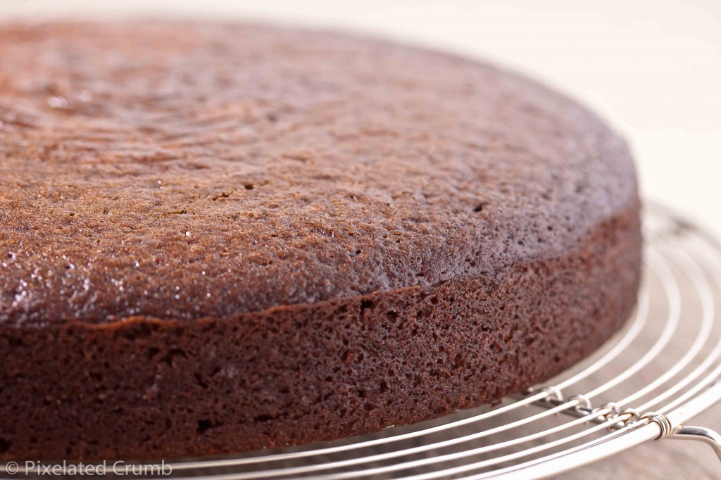 easiest chocolate cake in the world