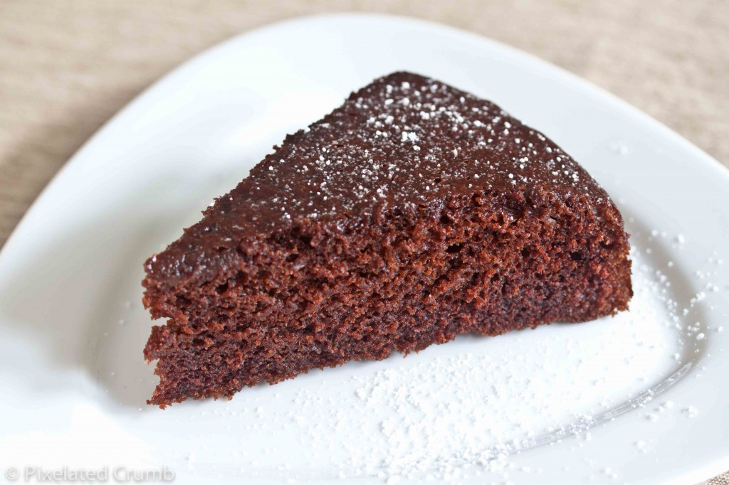 Easiest Chocolate Cake Recipe in the World