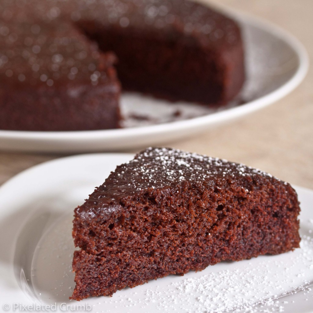 the easiest chocolate cake recipe in the world