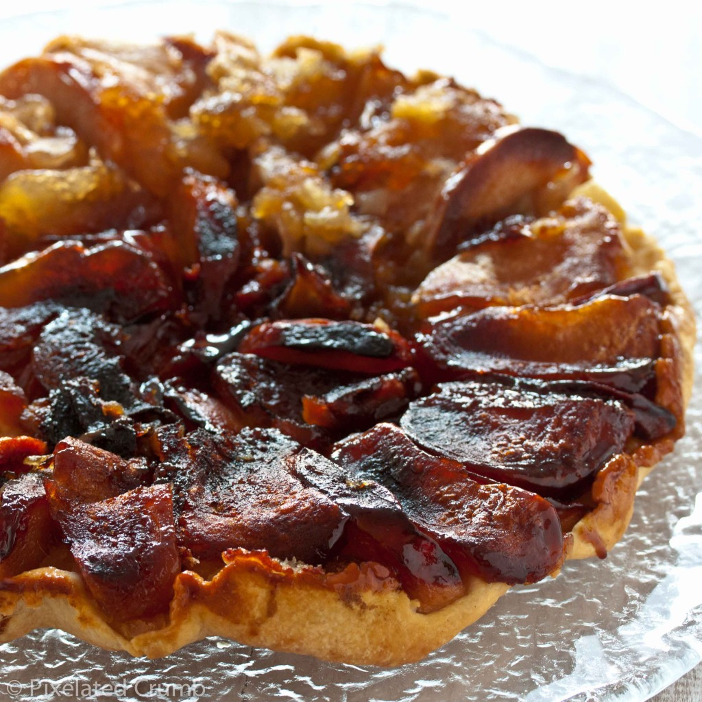 Apple Quince Tarte Tatin 5 1024x1024 apple and quince tarte tatin