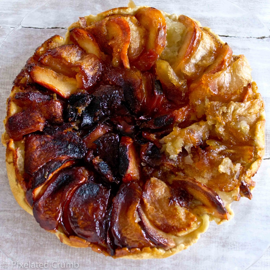 Apple Quince Tarte Tatin 6 1024x1024 apple and quince tarte tatin