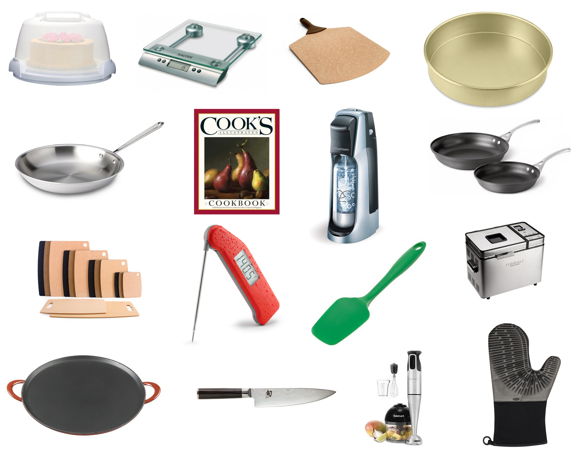 Holiday Gift Guide Kitchen Essentials Pixelated Crumb