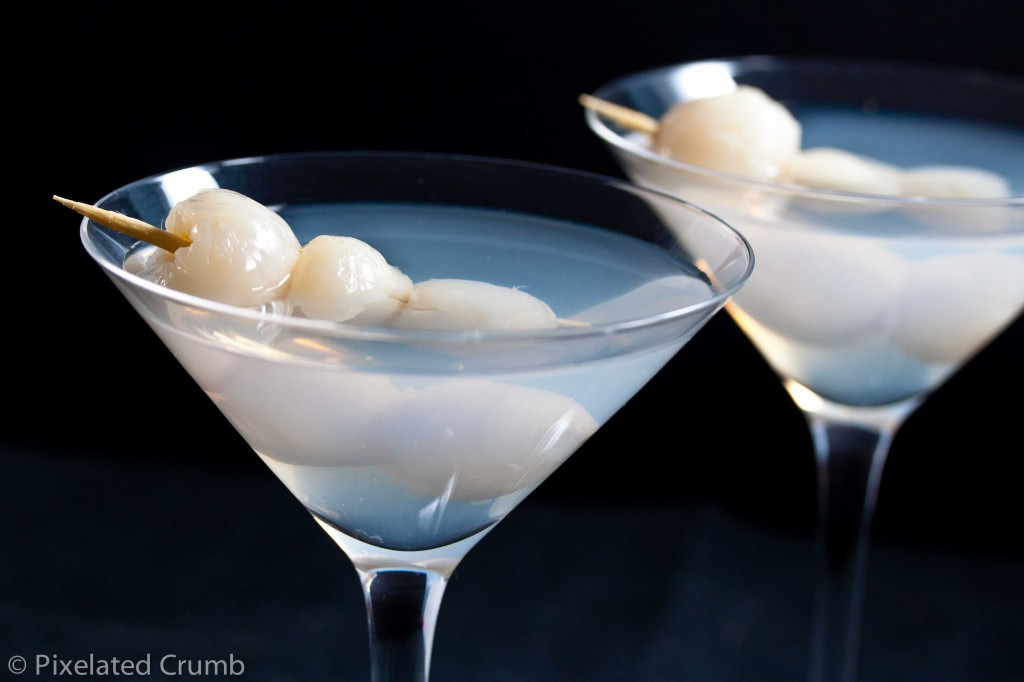 Eye of the Dragon (Lychee Martini) | Pixelated Crumb