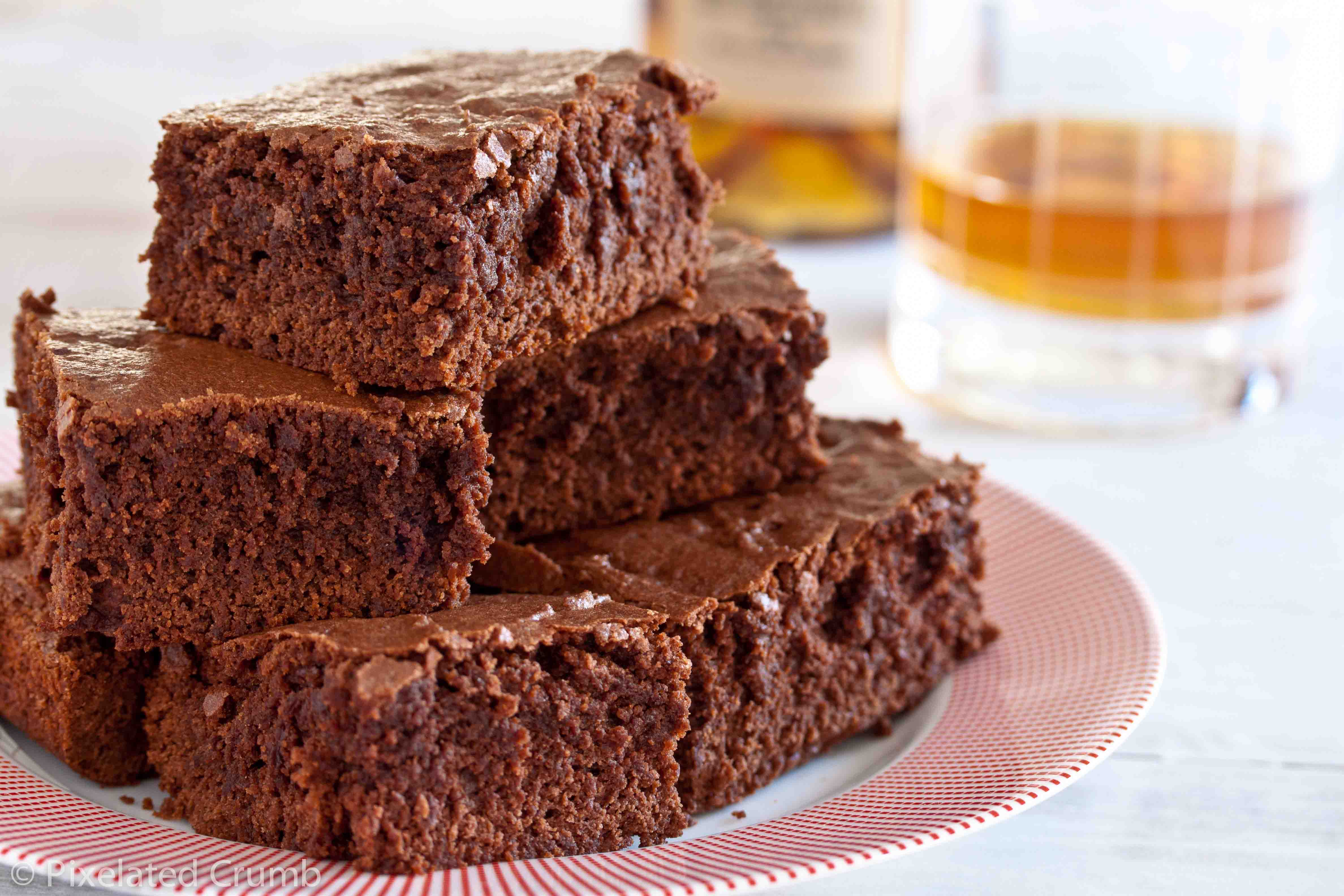 bourbon brownies 2 bourbon brownies