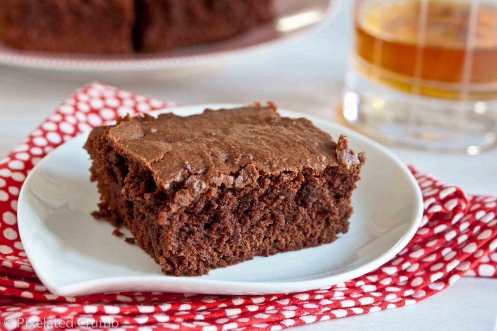 bourbon brownies 3 1024x682 bourbon brownies