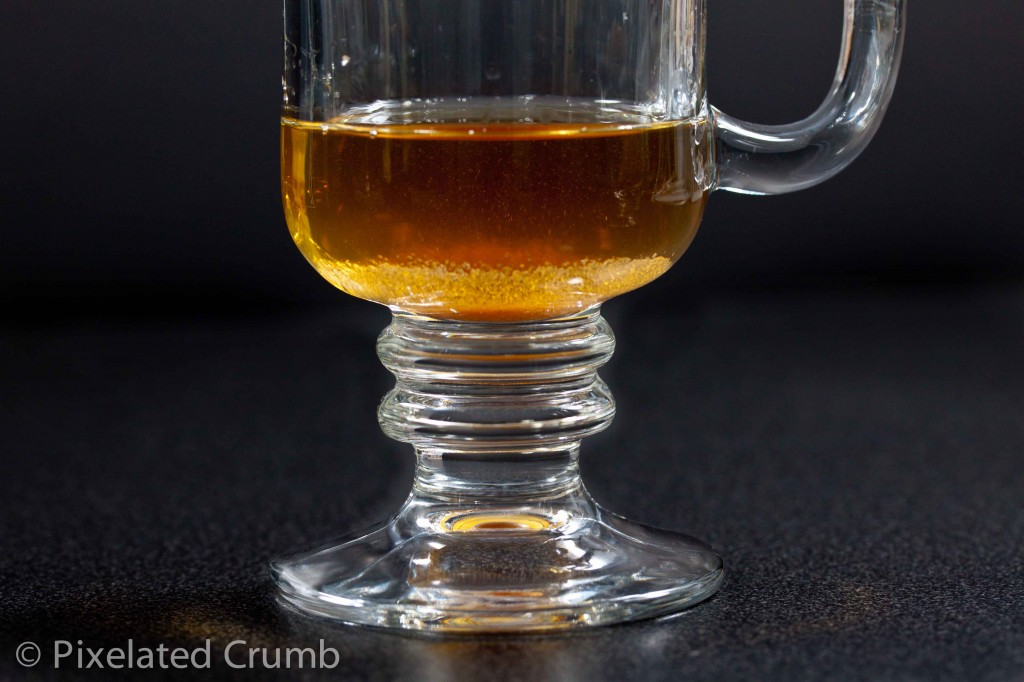Whiskey and Brown Sugar for Irish Coffee