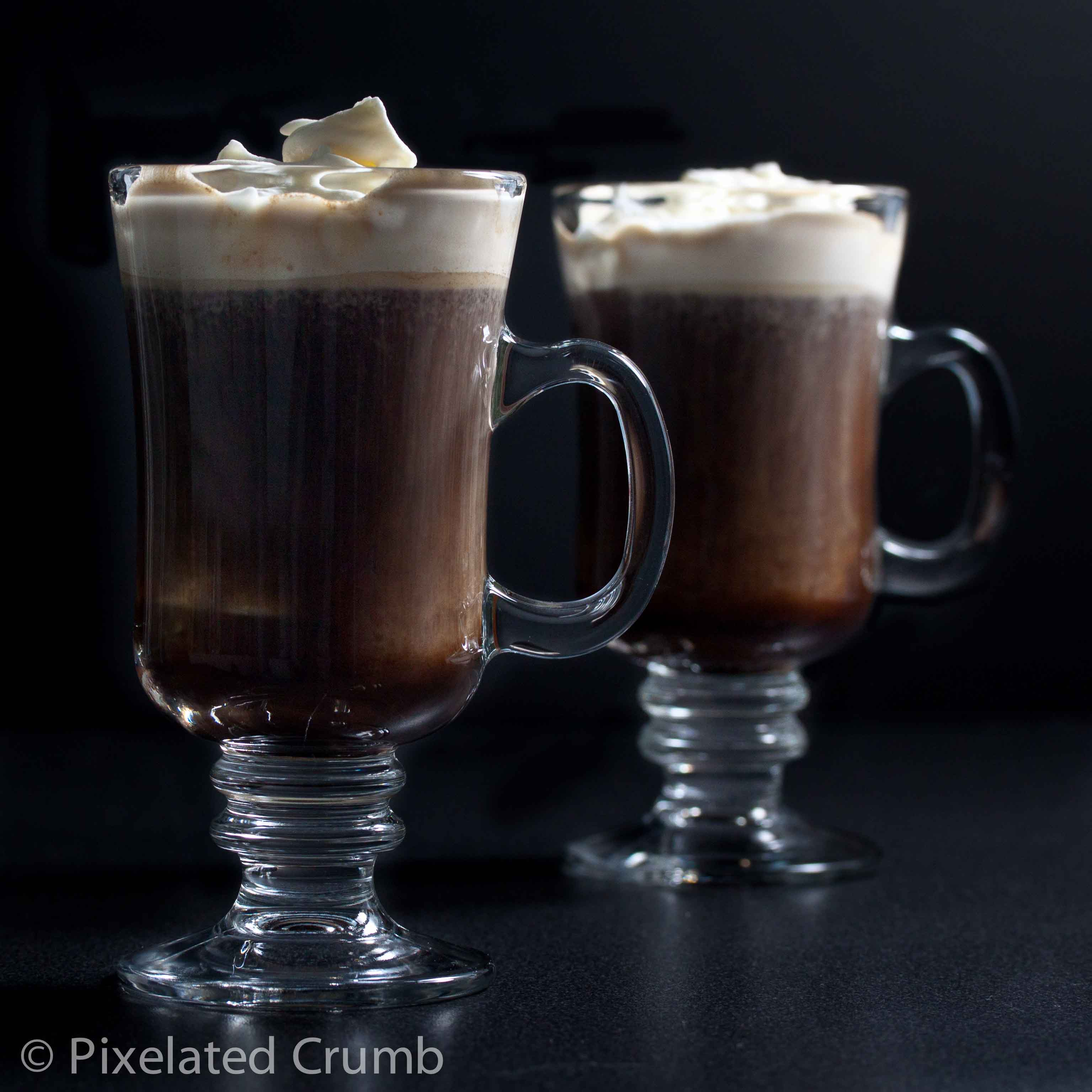 Irish Coffee | Pixelated Crumb