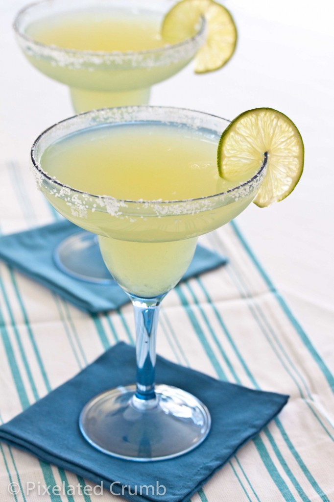 Best Margaritas Ever (freshly squeezed!) | Pixelated Crumb
