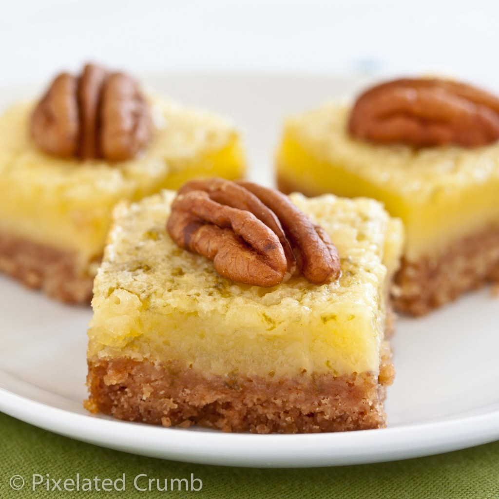 lime pecan bars 2 1024x1024 lime pecan bars