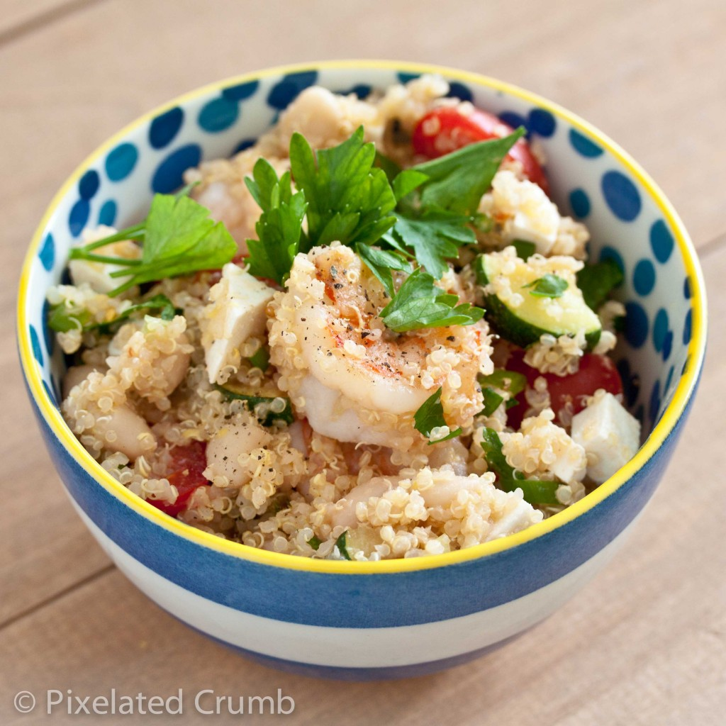 quinoa shrimp salad 4 1024x1024 quinoa shrimp salad