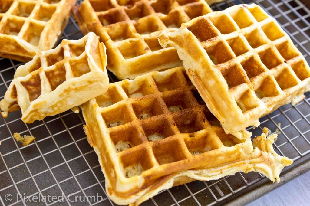 Buttermilk Belgian Waffles 6 1024x681 the most perfect buttermilk belgian waffles