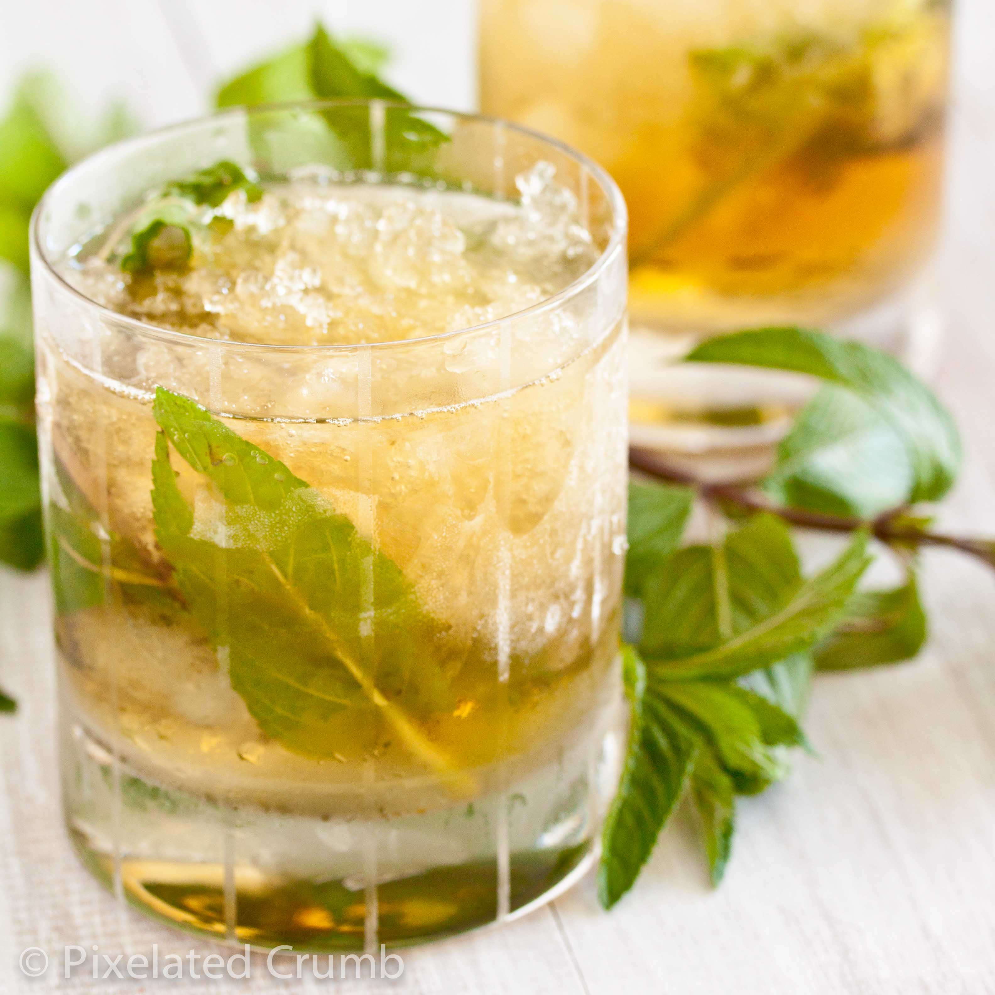 Mint Julep | Pixelated Crumb