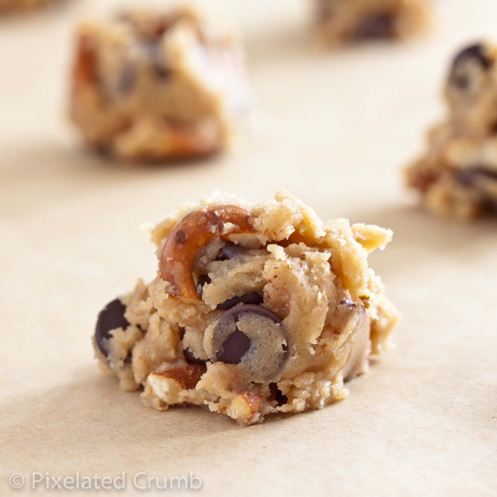 Chocolate Chip Pretzel Cookies | Pixelated Crumb
