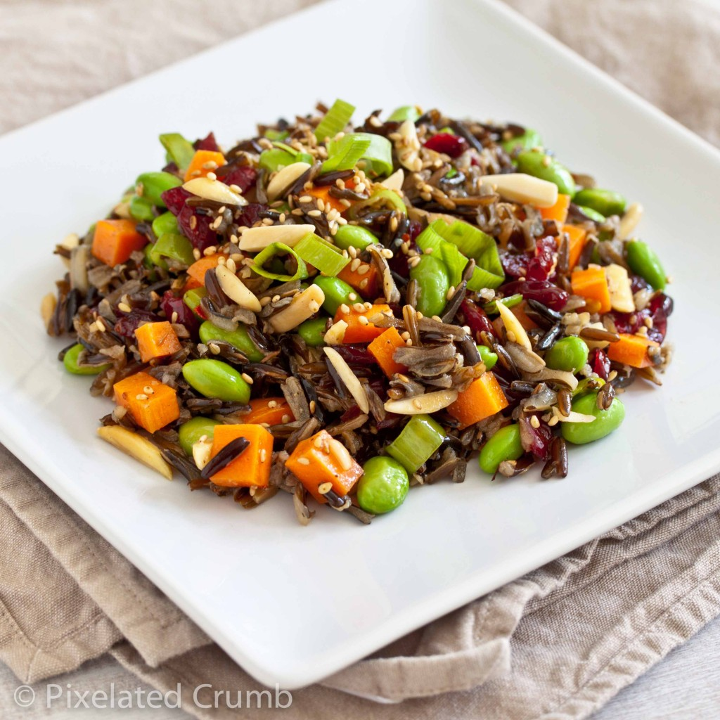 wild rice and edamame salad 2 1024x1024 wild rice and edamame salad 