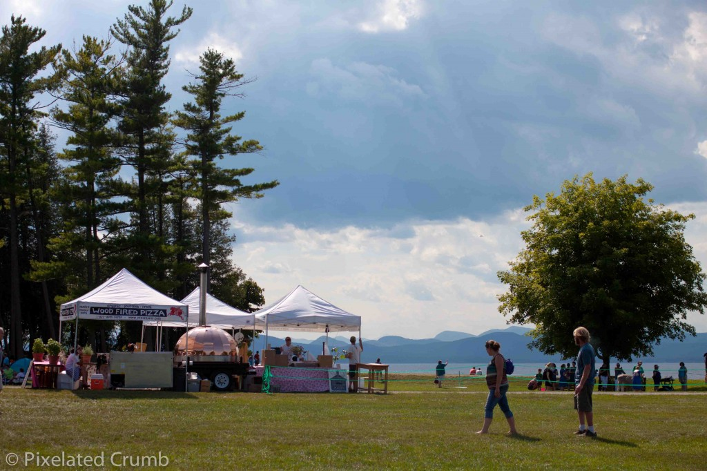 Vermont Cheesemakers' Festival 2012