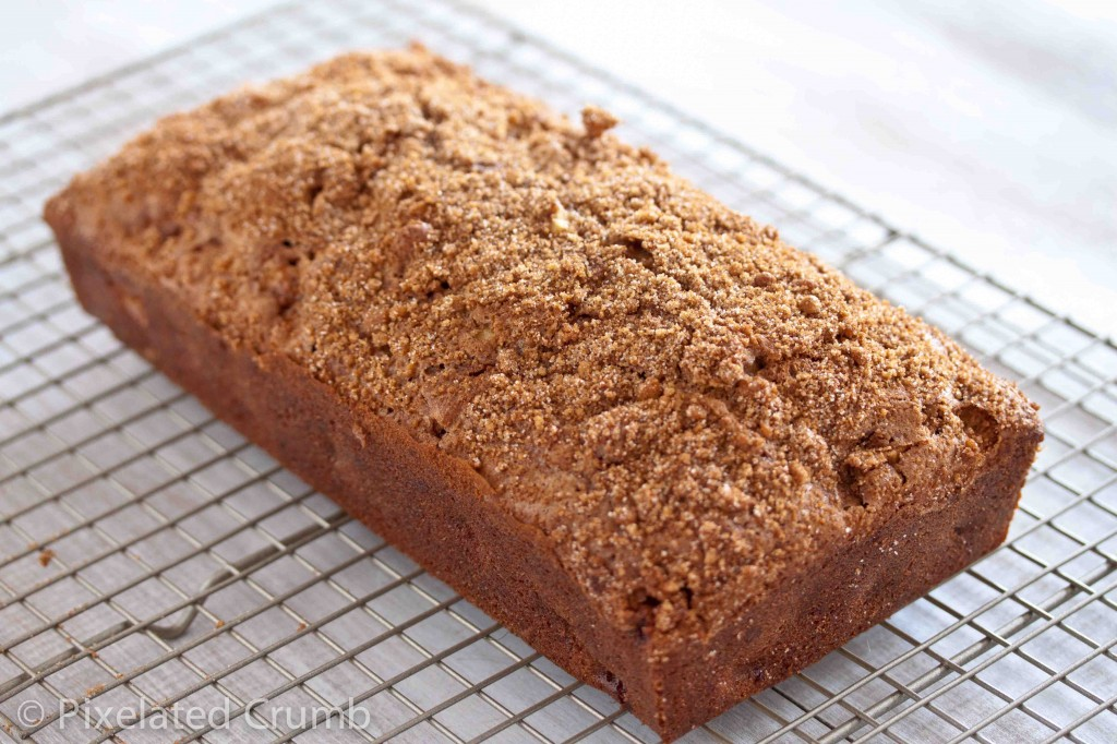 Apple Cinnamon Bread | Pixelated Crumb