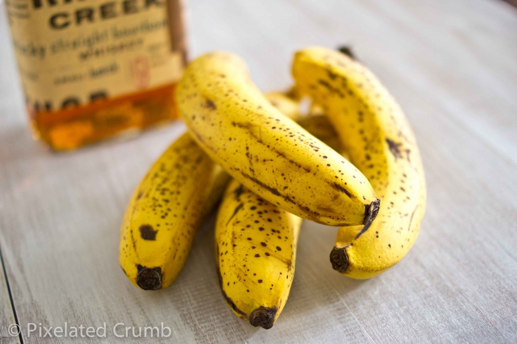 Bananas and Bourbon