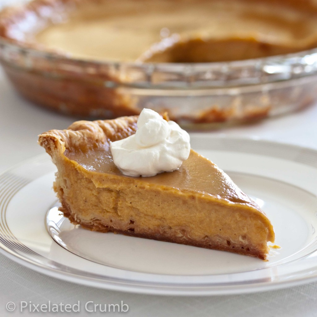 Ultimate Pumpkin Pie