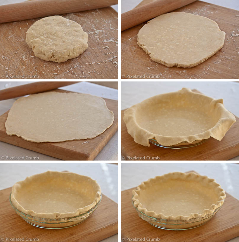 Ultimate pumpkin pie CRUST the ultimate pumpkin pie