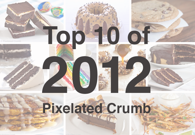 Top 10 of 2012 best of pixelated crumb 2012