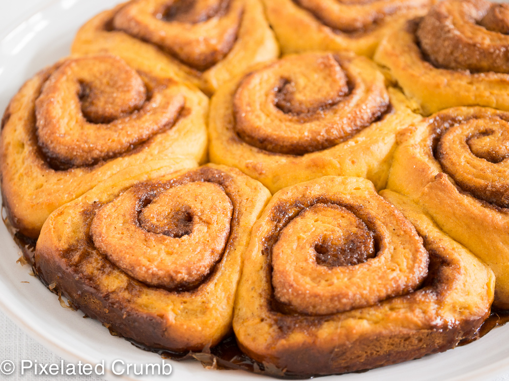 ... pumpkin cinnamon rolls mini cinnamon roll recipe easy cinnamon rolls